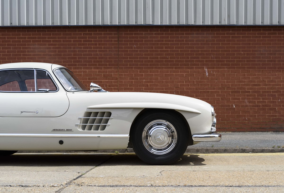 1954 Mercedes-Benz 300SL Gullwing (LHD) For Sale (picture 10 of 24)