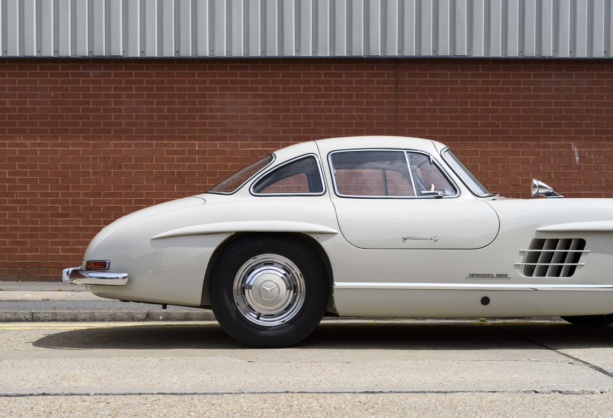 1954 Mercedes-Benz 300SL Gullwing (LHD) For Sale (picture 11 of 24)