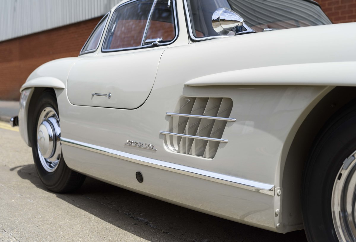 1954 Mercedes-Benz 300SL Gullwing (LHD) For Sale (picture 12 of 24)
