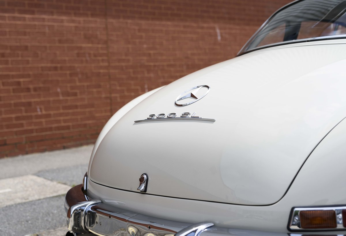1954 Mercedes-Benz 300SL Gullwing (LHD) For Sale (picture 13 of 24)