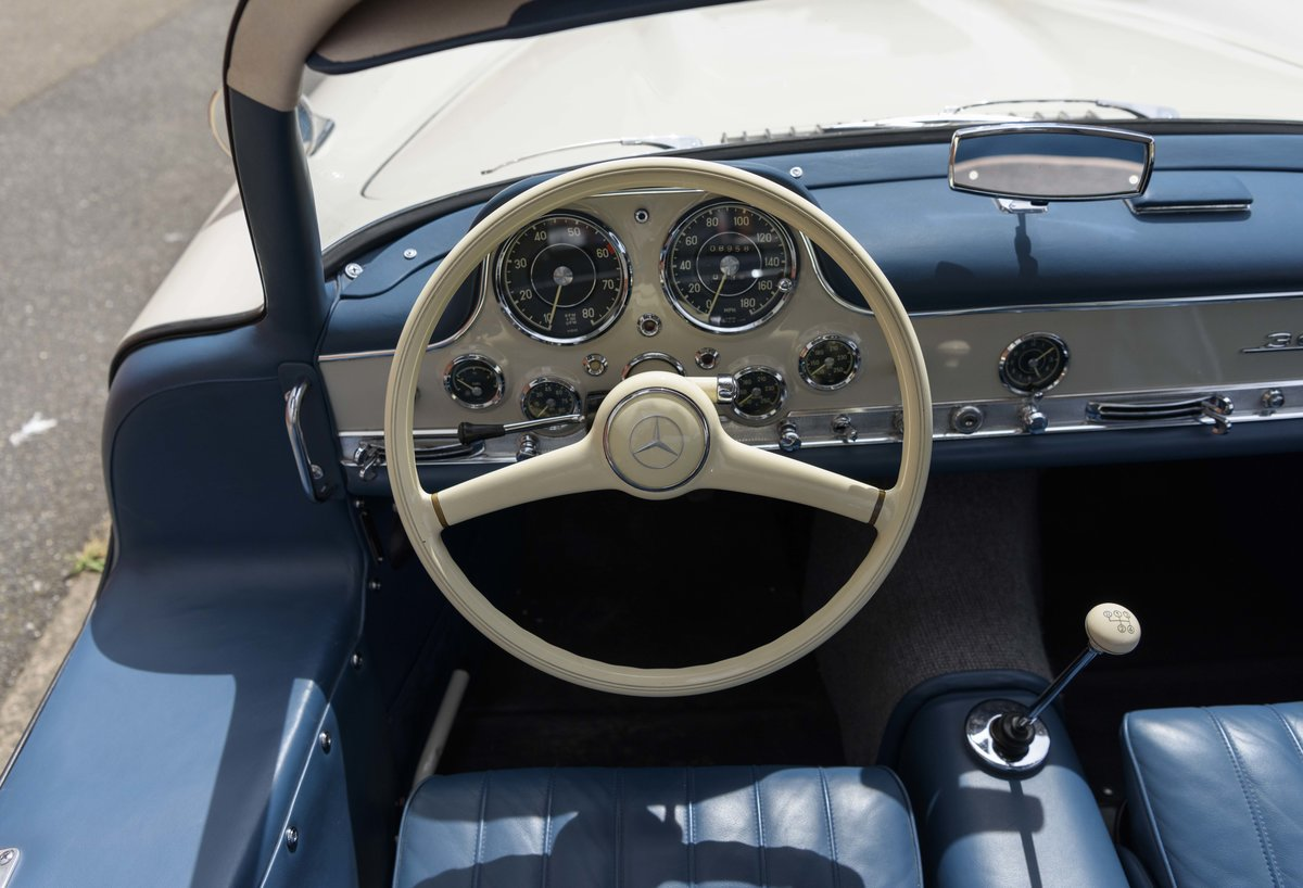 1954 Mercedes-Benz 300SL Gullwing (LHD) For Sale (picture 14 of 24)