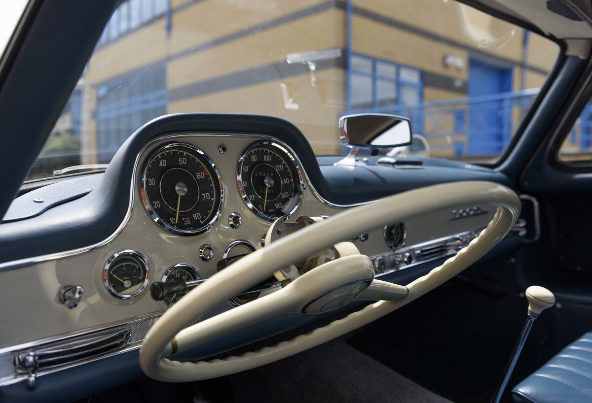 1954 Mercedes-Benz 300SL Gullwing (LHD) For Sale (picture 15 of 24)