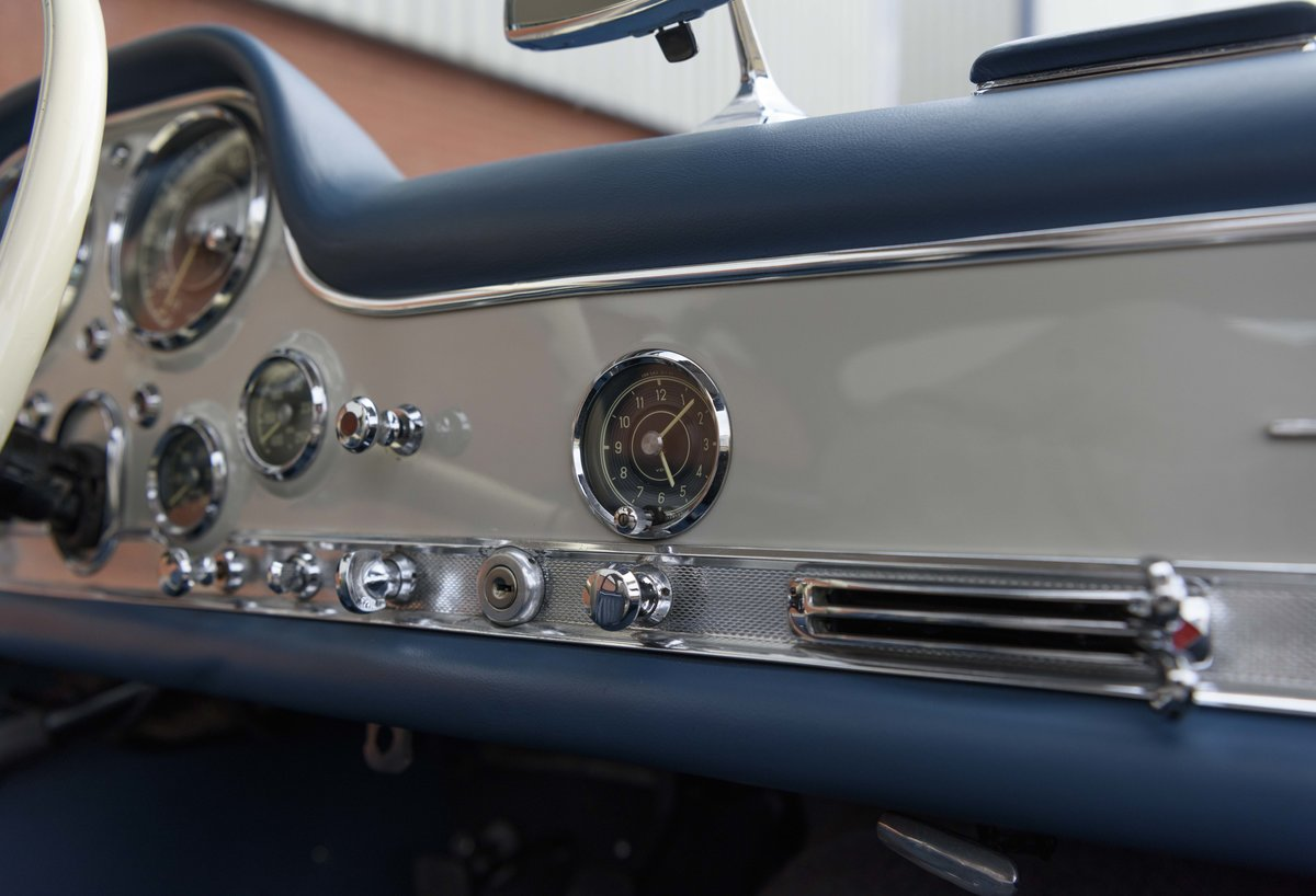 1954 Mercedes-Benz 300SL Gullwing (LHD) For Sale (picture 17 of 24)