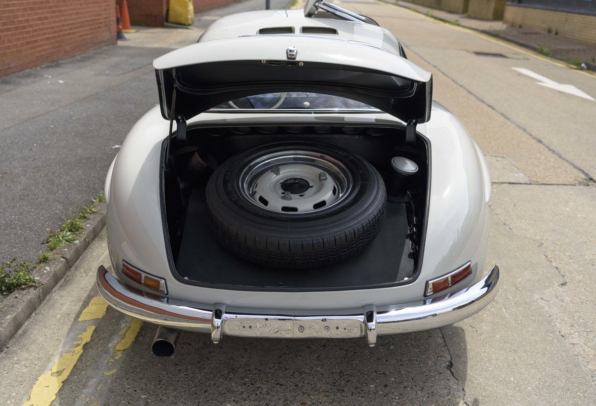 1954 Mercedes-Benz 300SL Gullwing (LHD) For Sale (picture 21 of 24)