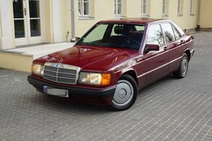Picture of 1991 Mercedes-Benz W201 (190) 148.000km