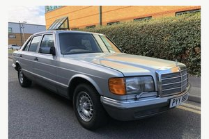 1983 Great spec & condition Mercedes 500SEL For Sale