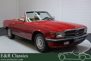 Mercedes-Benz 450SL 1980 European version