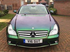 Mercedes CLS 55 AMG V8 Supercharged 38k miles