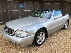 1998 Mercedes SL 500 ( 129-series ) For Sale