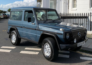 1986 Mercedes-Benz GE280
