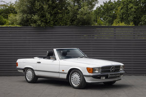 Picture of MERCEDES-BENZ 300 SL (R107), 1989 For Sale