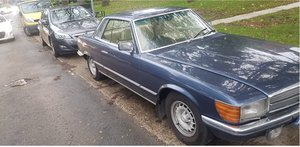 1982 Mercedes R107 CLS For Sale