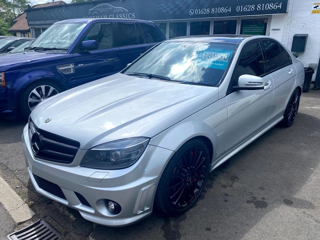 2011 Mercedes C63 AMG low miles, fsh For Sale (picture 1 of 6)