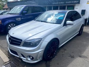 Mercedes C63 AMG low miles, fsh