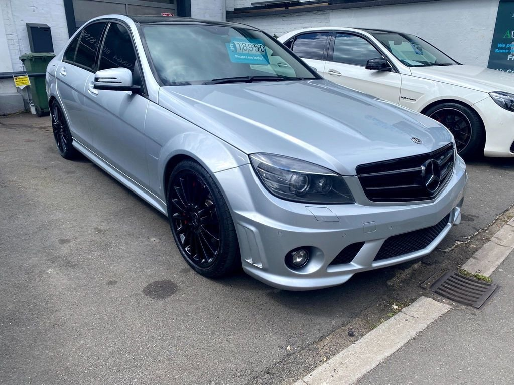 2011 Mercedes C63 AMG low miles, fsh For Sale (picture 2 of 6)