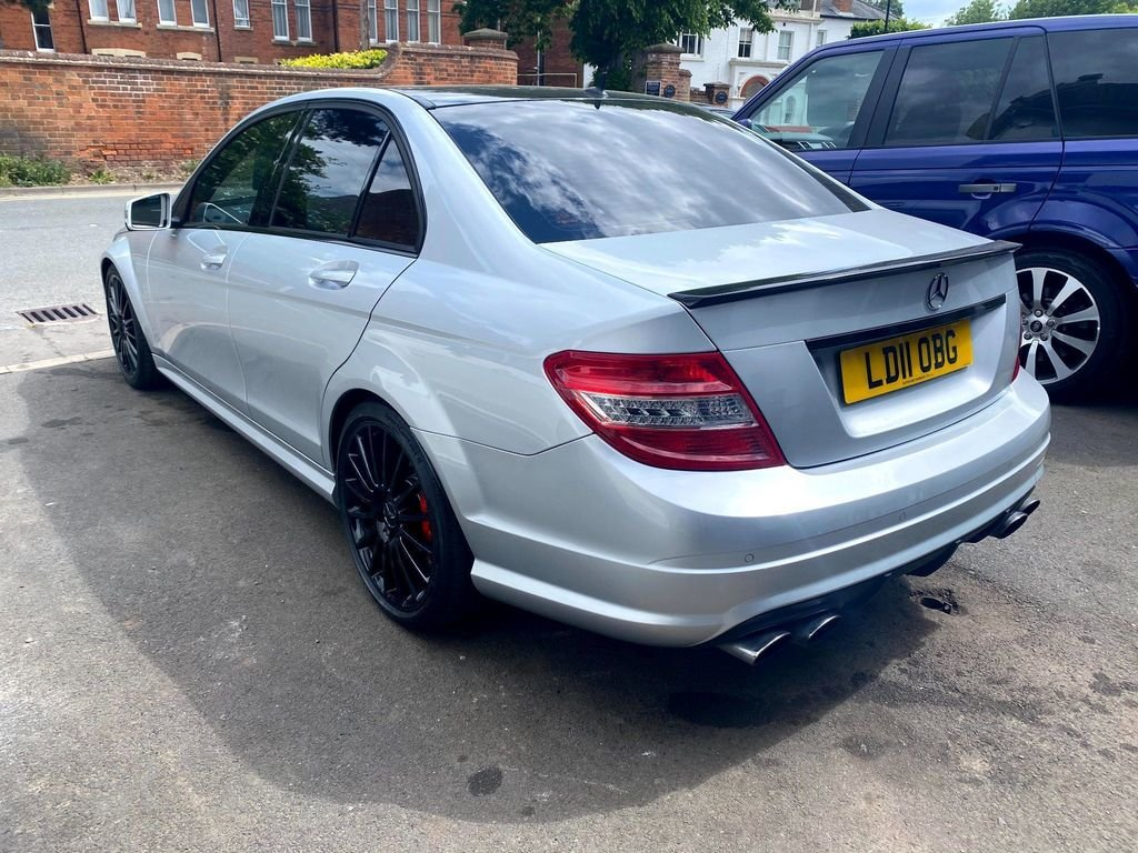 2011 Mercedes C63 AMG low miles, fsh For Sale (picture 3 of 6)