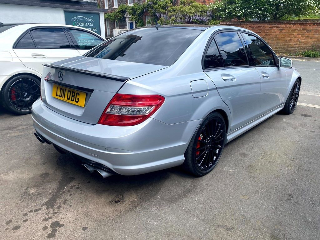 2011 Mercedes C63 AMG low miles, fsh For Sale (picture 4 of 6)