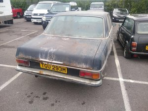 1973 Mercedes 250 W114 for auction 16th - 17th July SOLD