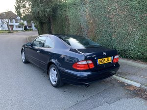 Mercedes CLK320 Coupe - 1 Owner, 47k Miles, FSH