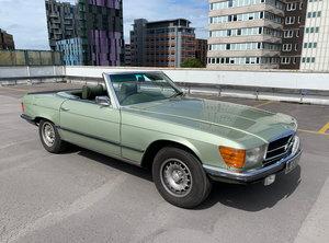 1973 Mercedes 350 SL V8