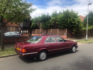 Mercedes W126 Beautiful Condition