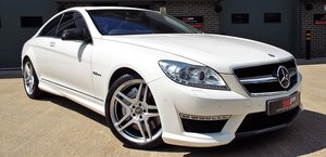 Mercedes CL63 AMG 5.5 V8 Bi Turbo Stop Start Facelift Model