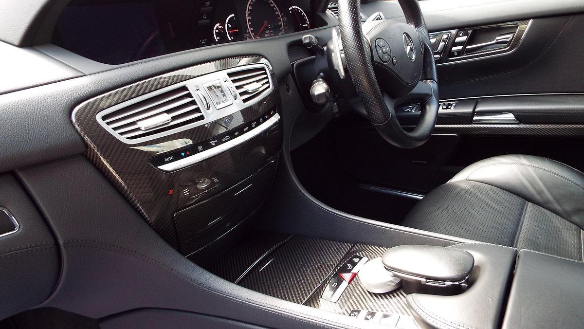 2011 Mercedes CL63 AMG 5.5 V8 Bi Turbo Stop Start Facelift Model  For Sale (picture 3 of 6)