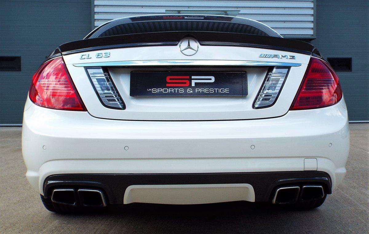 2011 Mercedes CL63 AMG 5.5 V8 Bi Turbo Stop Start Facelift Model  For Sale (picture 4 of 6)
