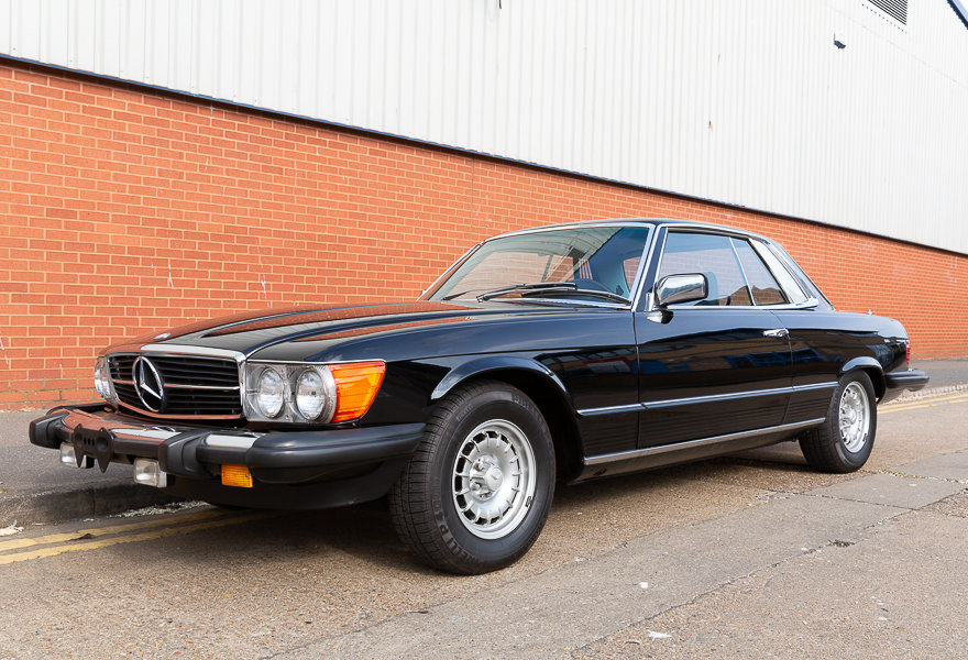 1981 Mercedes Benz 380 SLC (LHD) For Sale (picture 1 of 20)