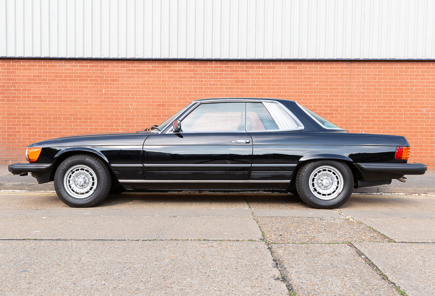 1981 Mercedes Benz 380 SLC (LHD) For Sale (picture 2 of 20)