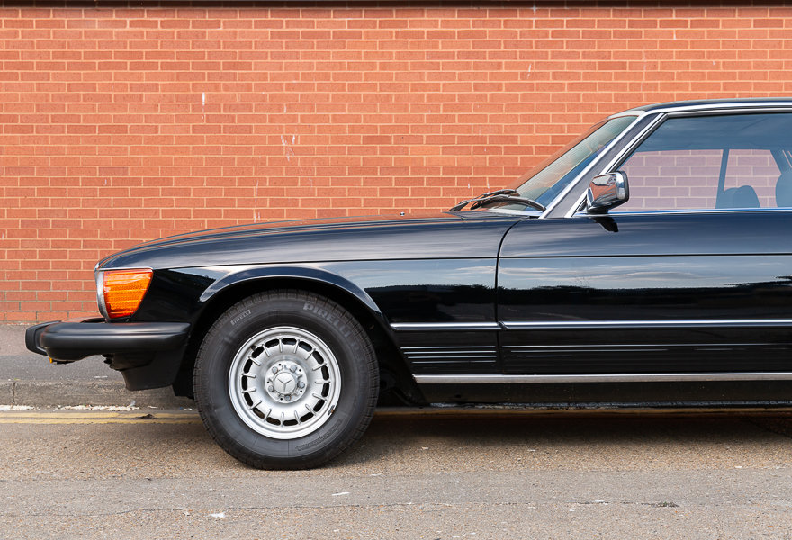 1981 Mercedes Benz 380 SLC (LHD) For Sale (picture 3 of 20)
