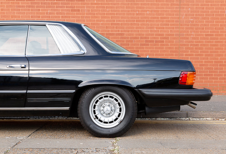 1981 Mercedes Benz 380 SLC (LHD) For Sale (picture 4 of 20)