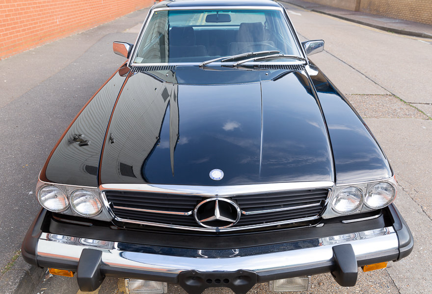1981 Mercedes Benz 380 SLC (LHD) For Sale (picture 6 of 20)