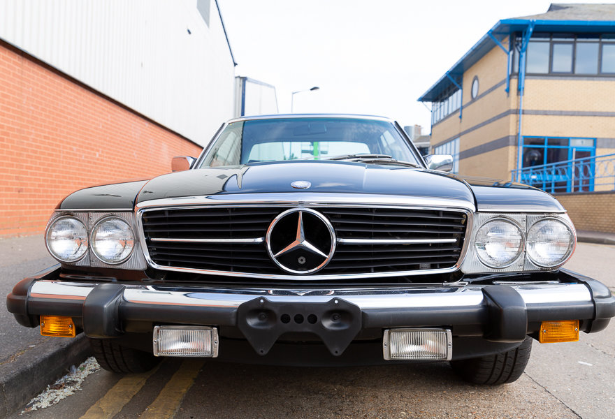1981 Mercedes Benz 380 SLC (LHD) For Sale (picture 7 of 20)