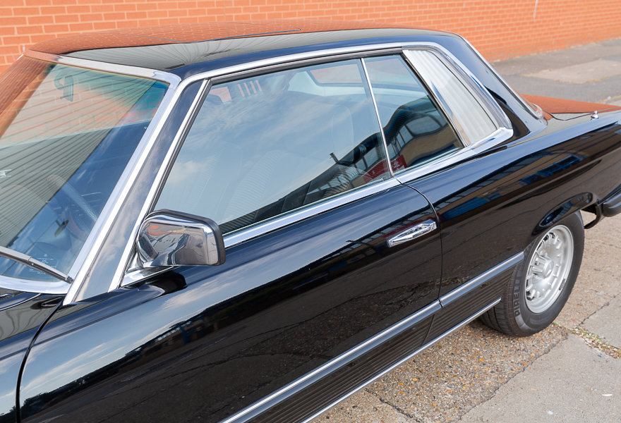 1981 Mercedes Benz 380 SLC (LHD) For Sale (picture 10 of 20)