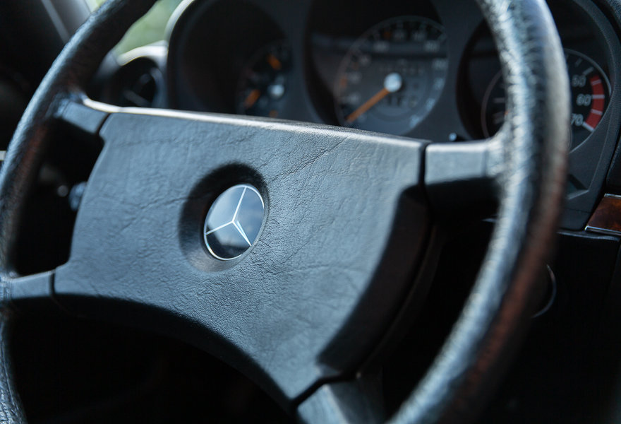 1981 Mercedes Benz 380 SLC (LHD) For Sale (picture 17 of 20)