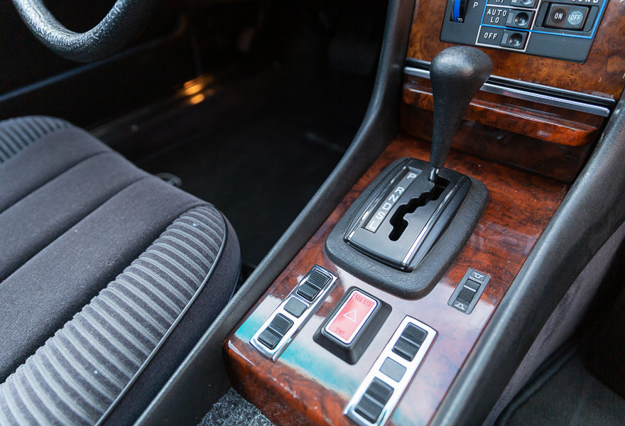 1981 Mercedes Benz 380 SLC (LHD) For Sale (picture 18 of 20)