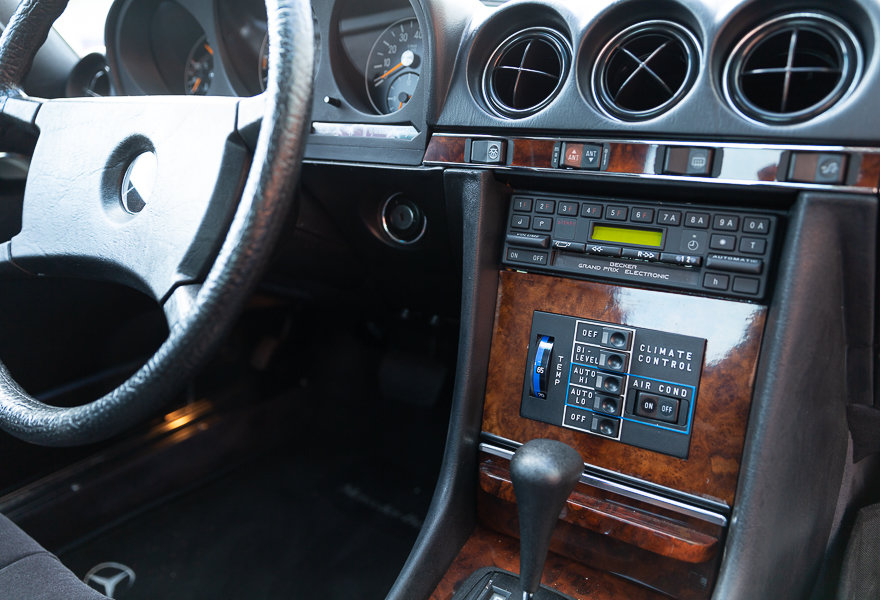 1981 Mercedes Benz 380 SLC (LHD) For Sale (picture 19 of 20)