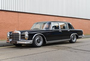 1970 Mercedes-Benz 600 Grosser (RHD) For Sale