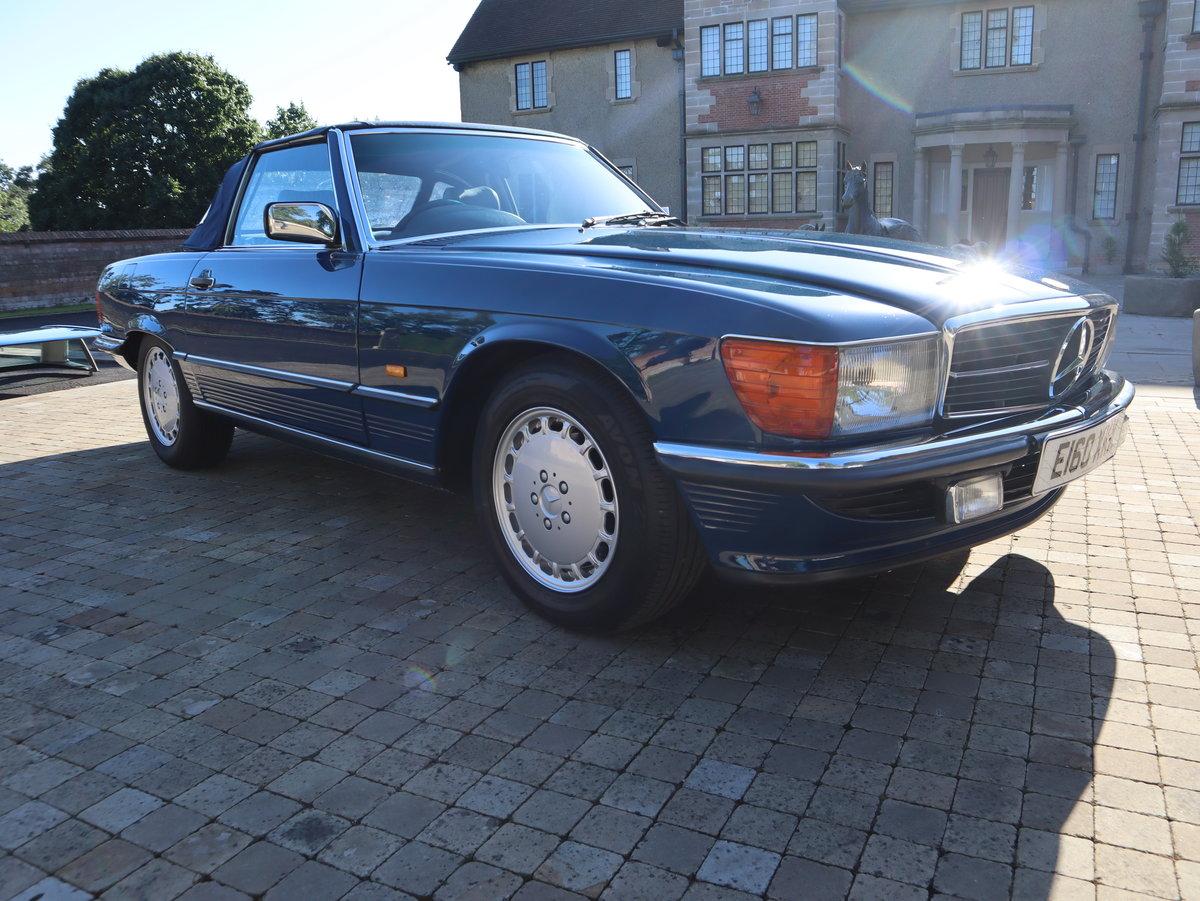 1987 Mercedes 300 SL 2d 188 BHP APPRECIATING CLASSIC For Sale (picture 1 of 6)