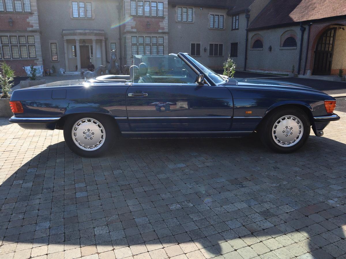 1987 Mercedes 300 SL 2d 188 BHP APPRECIATING CLASSIC For Sale (picture 6 of 6)