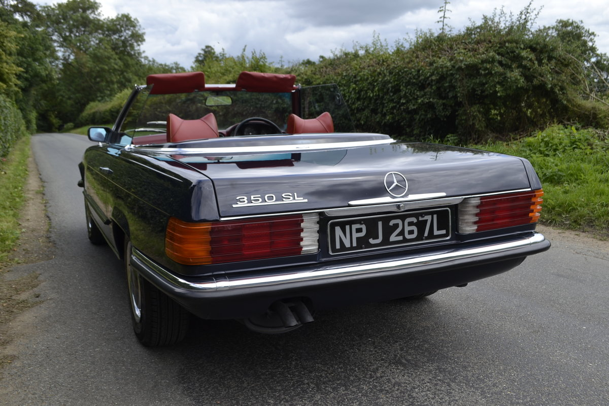 1972 Mercedes SL350 with Hardtop - recently renovated  For Sale (picture 6 of 20)