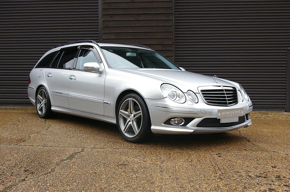 2007 Mercedes-Benz E350 S AMG Avantgarde Estate (31,615 miles) SOLD (picture 1 of 6)