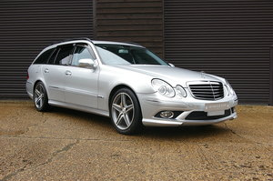 2007 Mercedes-Benz E350 S AMG Avantgarde Estate (31,615 miles) For Sale