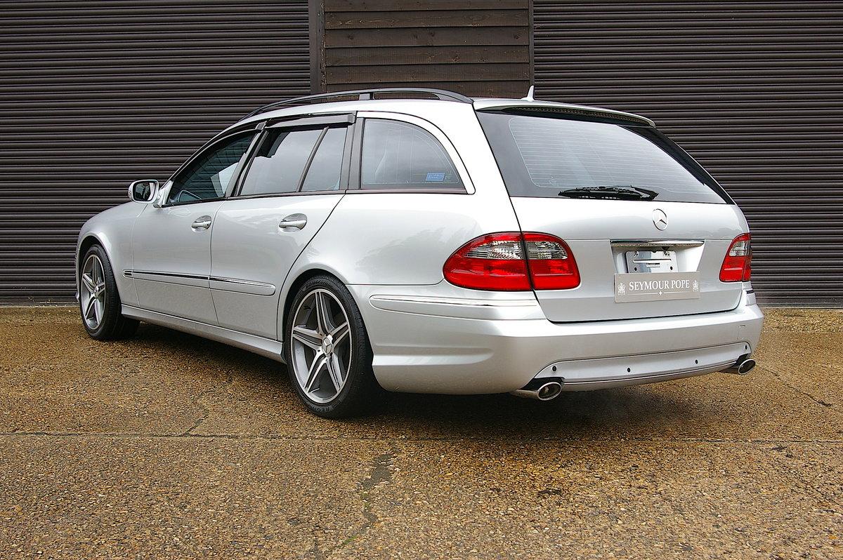 2007 Mercedes-Benz E350 S AMG Avantgarde Estate (31,615 miles) SOLD (picture 3 of 6)