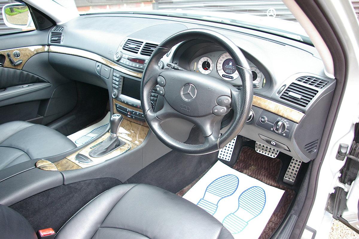 2007 Mercedes-Benz E350 S AMG Avantgarde Estate (31,615 miles) SOLD (picture 5 of 6)