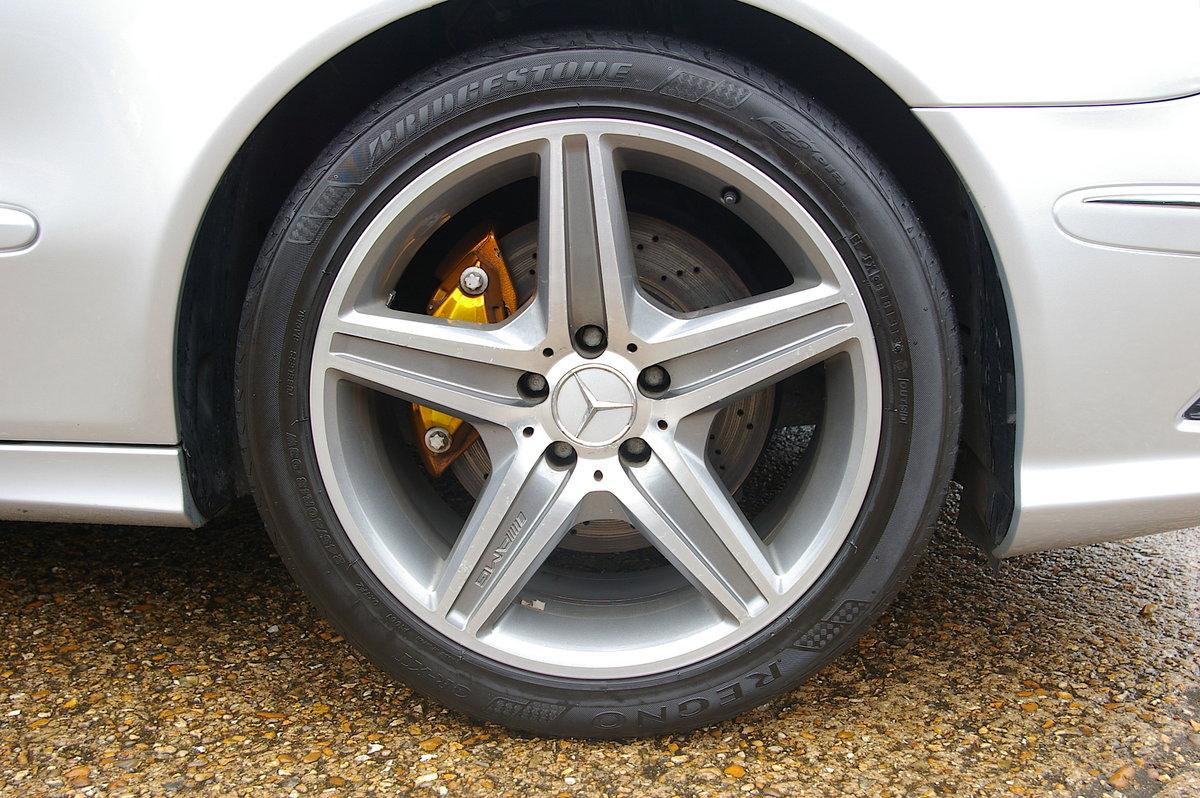 2007 Mercedes-Benz E350 S AMG Avantgarde Estate (31,615 miles) SOLD (picture 6 of 6)