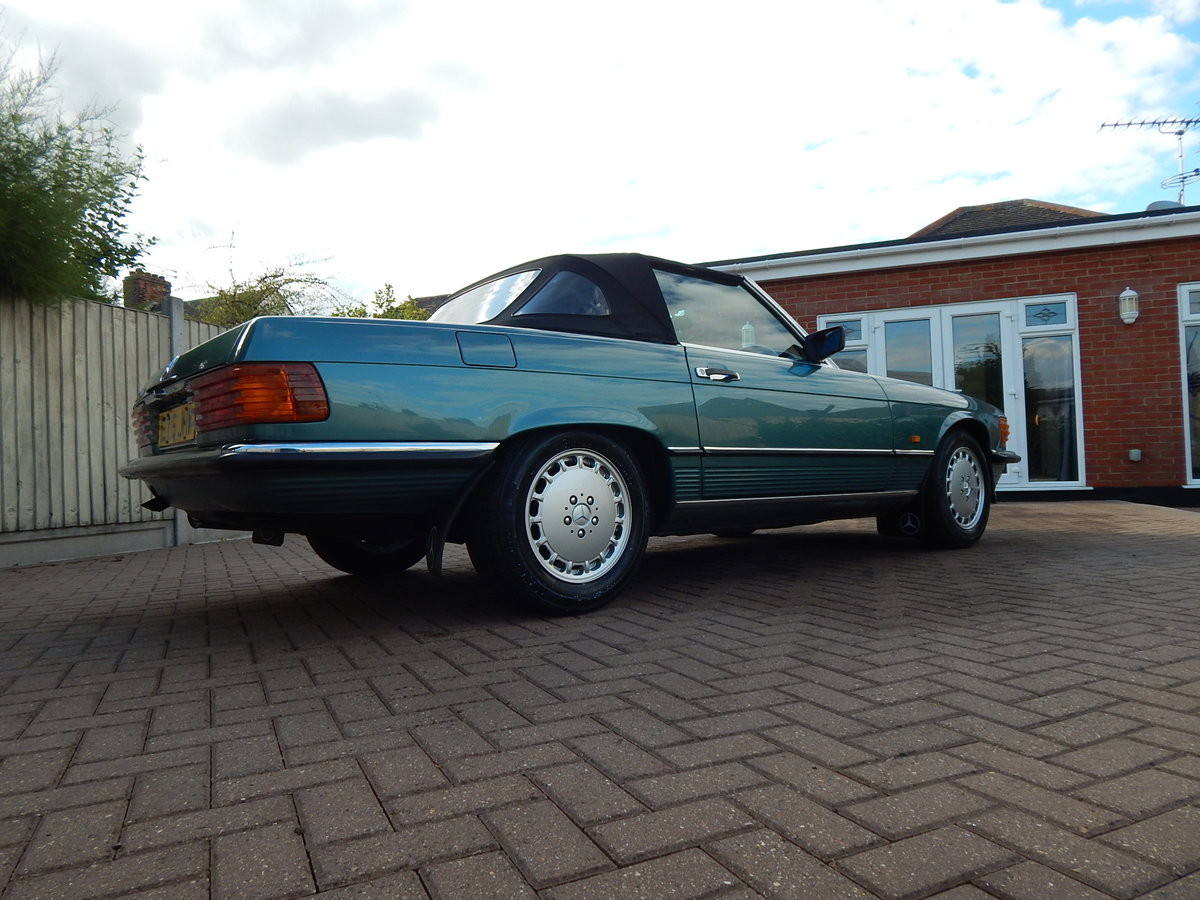 1987 Stunning low mileage original 300SL For Sale (picture 4 of 6)