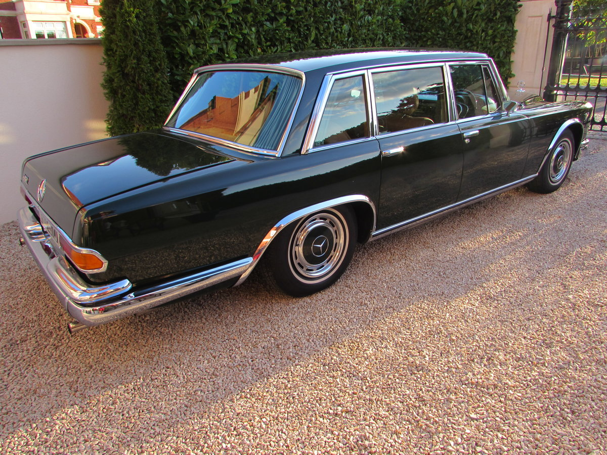 1971 Mercedes W100 600 Grosser [RHD] For Sale (picture 3 of 6)