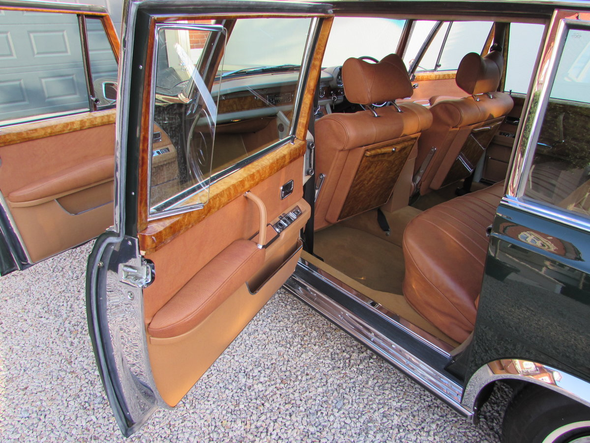 1971 Mercedes W100 600 Grosser [RHD] For Sale (picture 6 of 6)